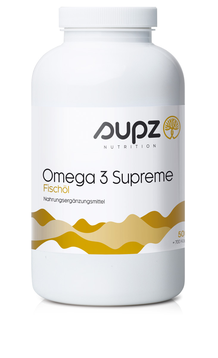 Omega-3 Supreme (700 Capsules)
