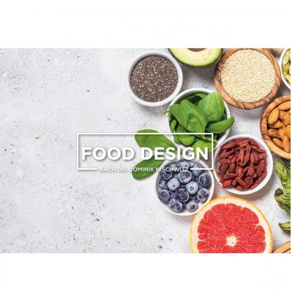 Neue Version Ernährungsdesign nach Dr. Dominik Nischwitz 2.0 (PDF Download)