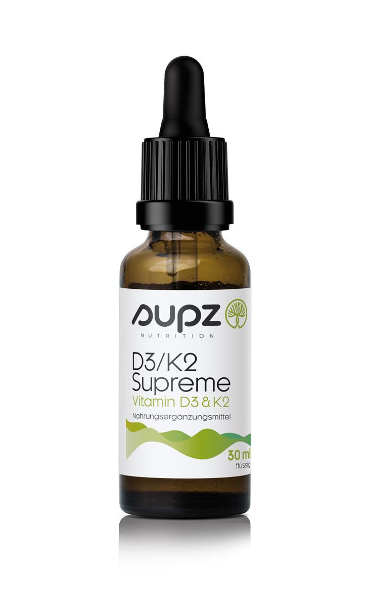 Vitamin D3 + K2 Supreme