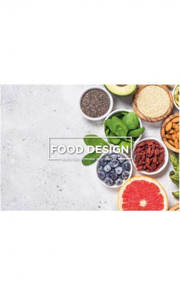 Ernährungsdesign 2.0 Broschüre gedruckt (Dr. Nischwitz)