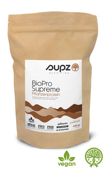 BioPro Supreme - Pflanzenprotein