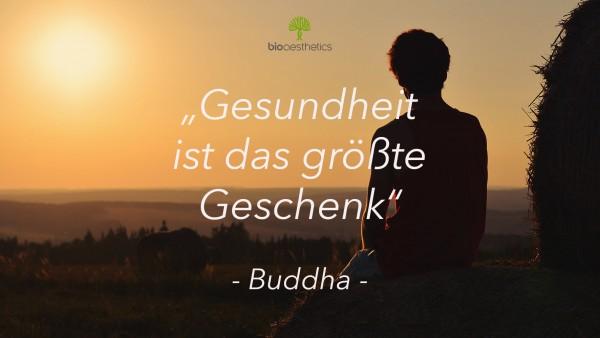 Gesundheit-Buddha