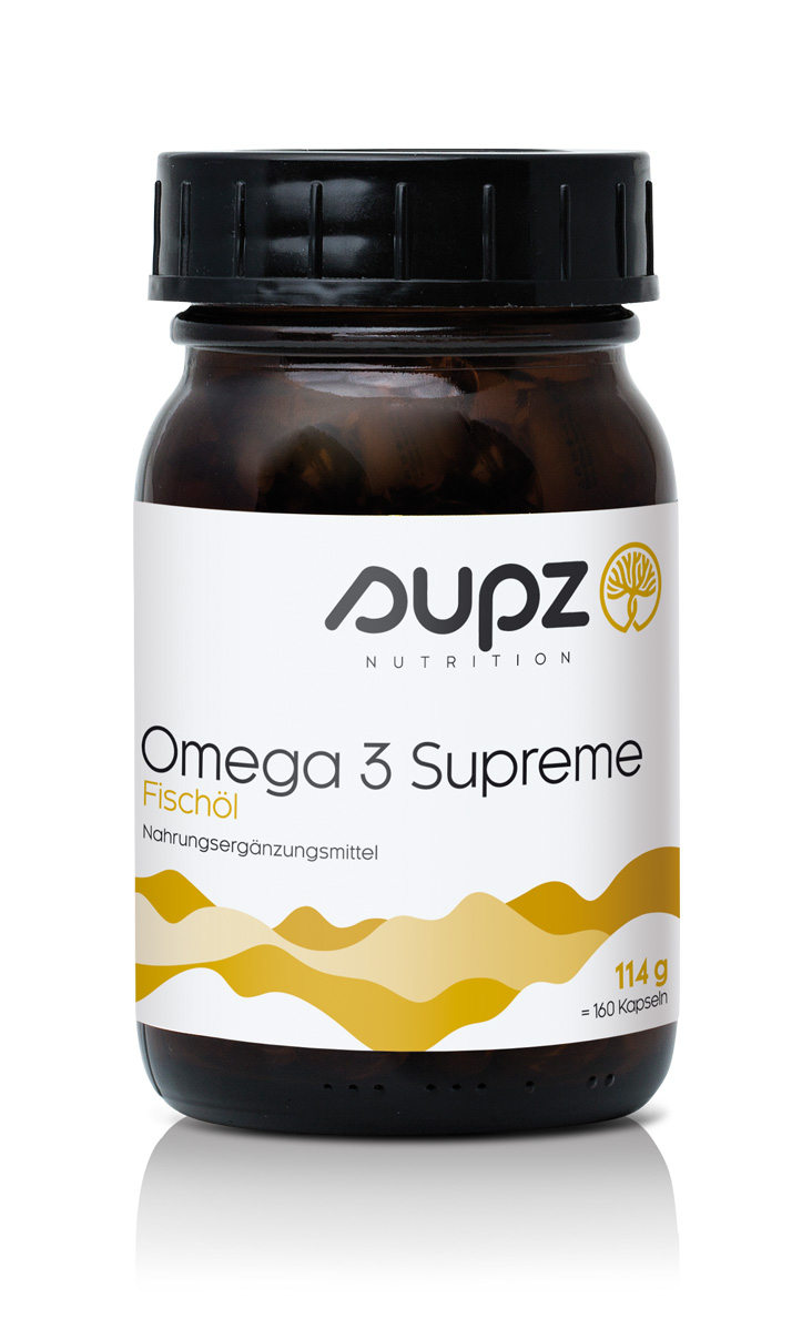 Omega-3 Supreme (160 Capsules)